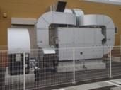 気化熱利用給気システム1